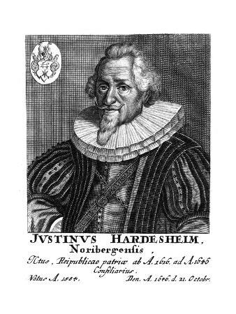 Justinus Hardesheim