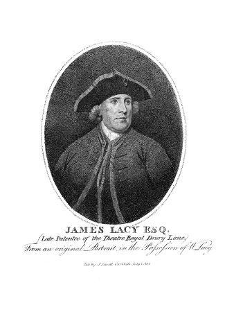 James Lacy, Theatre