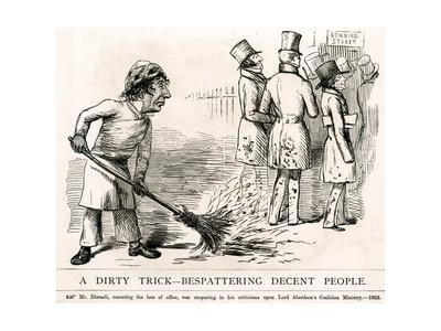 Disraeli, Crossing Sweep