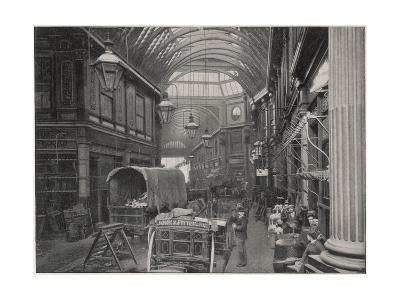 Leadenhall Market 1901