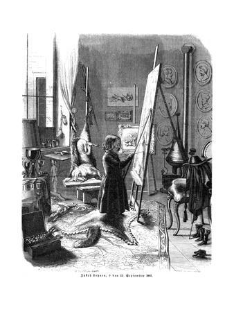 Jacob Lehnen, Artist