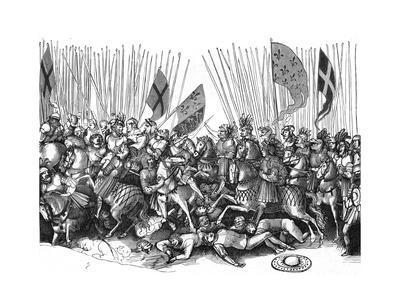 Joan of Arc at Patay