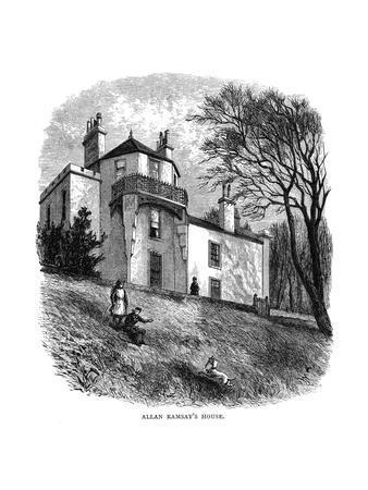 Allan Ramsay's Home