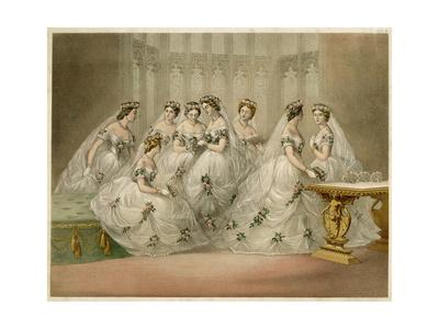 Bridesmaids 1863