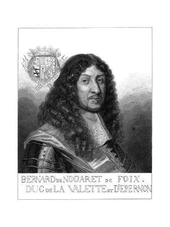 Bernard Duc D'Epernon