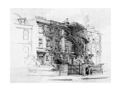 George Eliot, Richmond