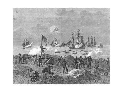 USA, 1812, Ches. Bay
