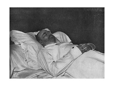 Emile Zola Dead