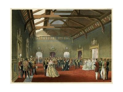 Edward VII, Wedding 1863