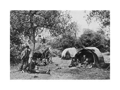 Gipsy Encampment