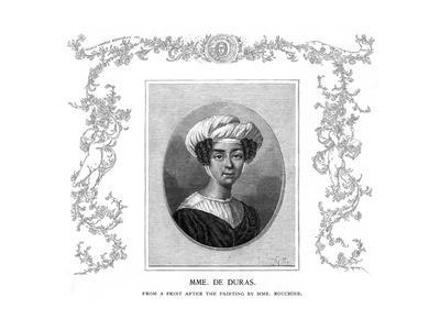 Claire Duchesse Duras