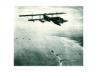 WW1 - Air Patrol, 1917