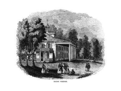 Mt Vernon Garden