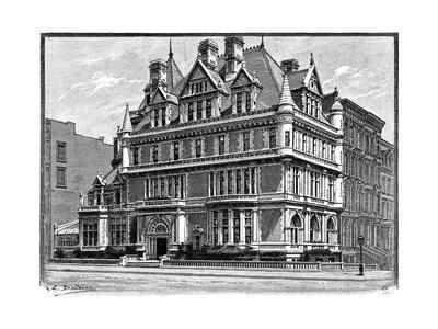 Vanderbilt New York Home