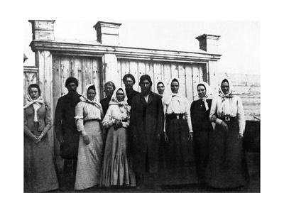 Rasputin and Followers