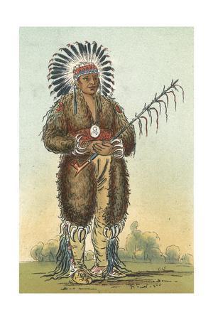 Racial, Ottoe Warrior