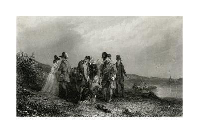 Cha. Stuart Leaves Scot.