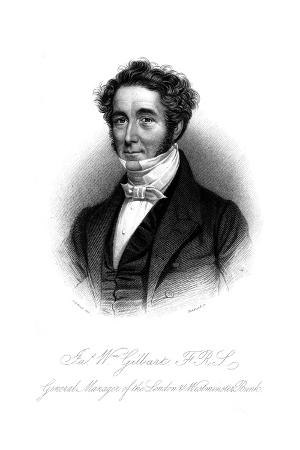 James William Gilbart