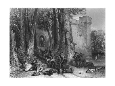 Siege of Lathom House