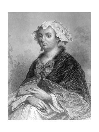 Marie Comtesse Caylus