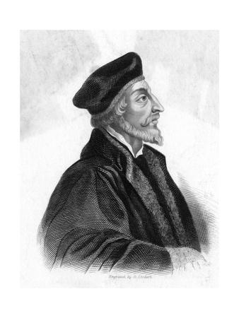 Jan Hus, G Stodart