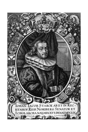 Johann Jacob Starck
