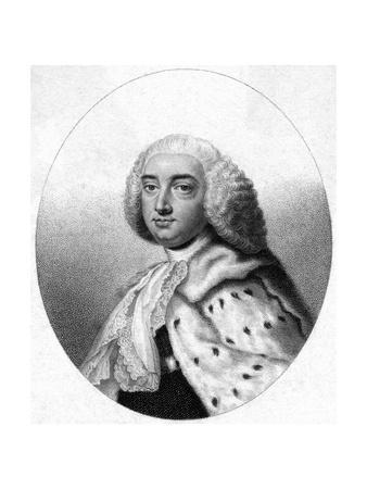 Second Earl of Egmont