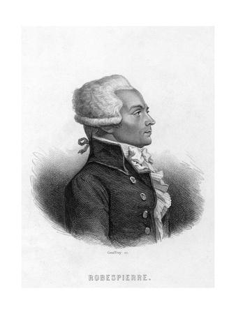 Robespierre, Fragonard