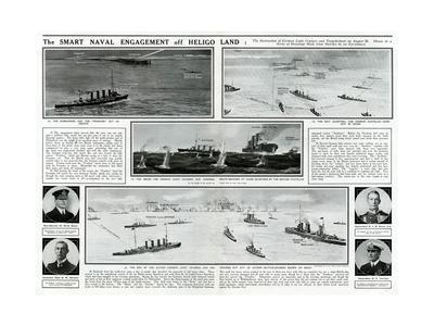 Naval Engagement Off Heligoland