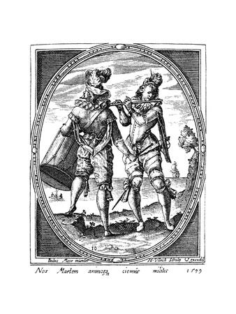 Fife and Drum, 1598