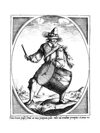 Drummer of 1598