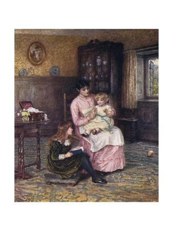 Nanny with Children