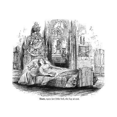 The Old Curiosity Shop, Death of Little Nell