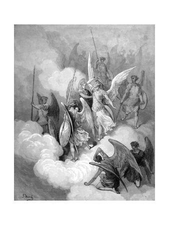 Abdiel Versus Satan