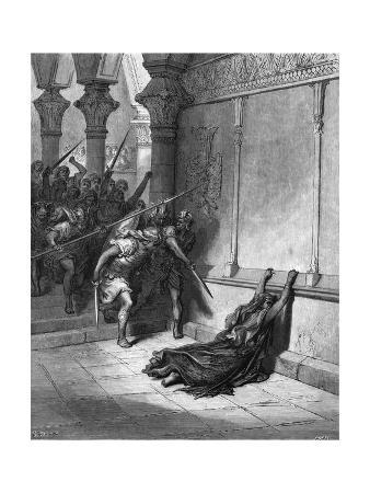 Athaliah Is Assassinated