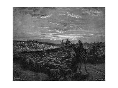 Abraham Migrates