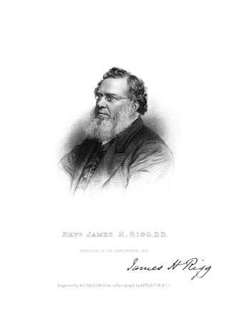 James Harrison Rigg