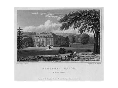 Ramsbury Manor, Wiltshire