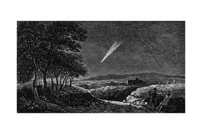 Winchester Comet of 1811