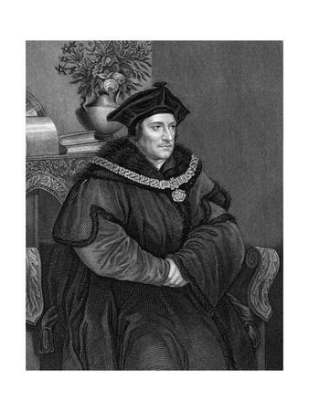 Thomas More, Ryall