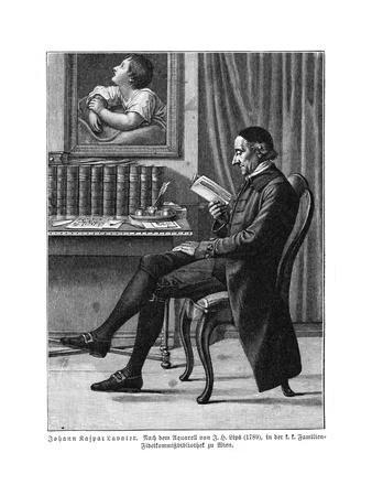 Lavater, Reading