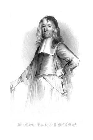 Sir Norton Knatchbull