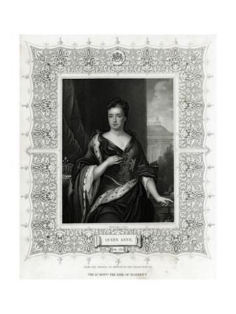 Queen Anne, Cochran