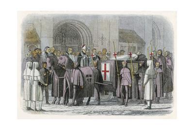 Burial Richard II 1400