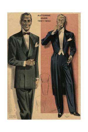 Eveing Dress Men 19512
