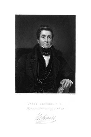James Johnson, Medical
