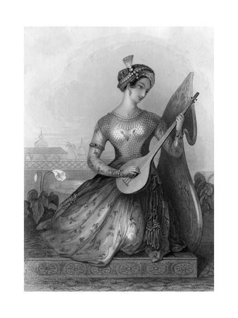 The Rajah's Daughter