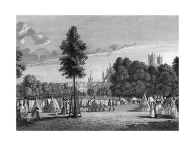 Gordon Riots, Camp