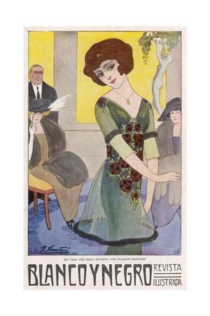 Fashion Model 1914