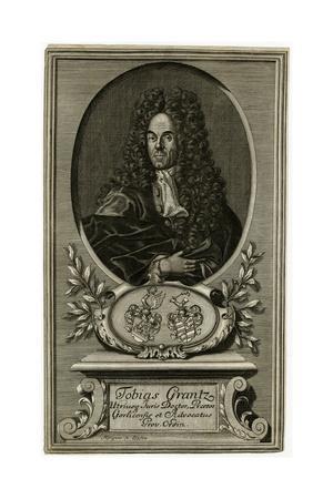 Tobias Grantz, Teacher of Law, Judge and Advocate